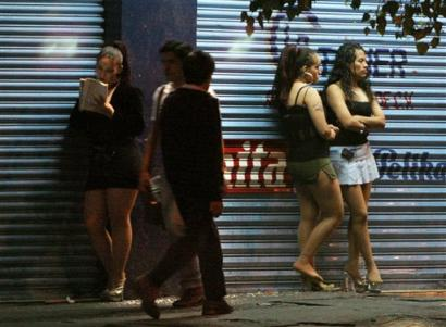 Prostitution in Mexico. (AP/Marco Ugarte)