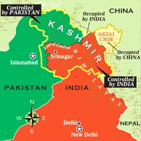 the kashmir issue and role of pakistan essay